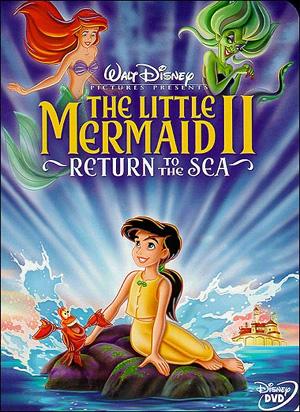 Русалочка 2: возвращение в море - (The Little Mermaid II: Return to the Sea)