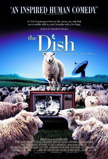 Тарелка - (The Dish)