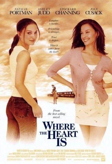 ���, ��� ������ - (Where the Heart Is)