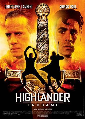 Горец 4: Конец игры - (Highlander: Endgame)