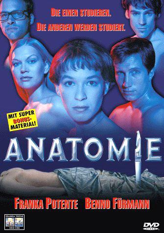 Анатомия - (Anatomie)