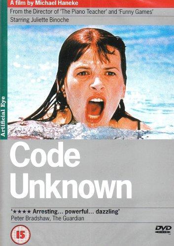 Код неизвестен: Неоконченный рассказ о нескольких путешествиях - (Code inconnu: RГ©cit incomplet de divers voyages)