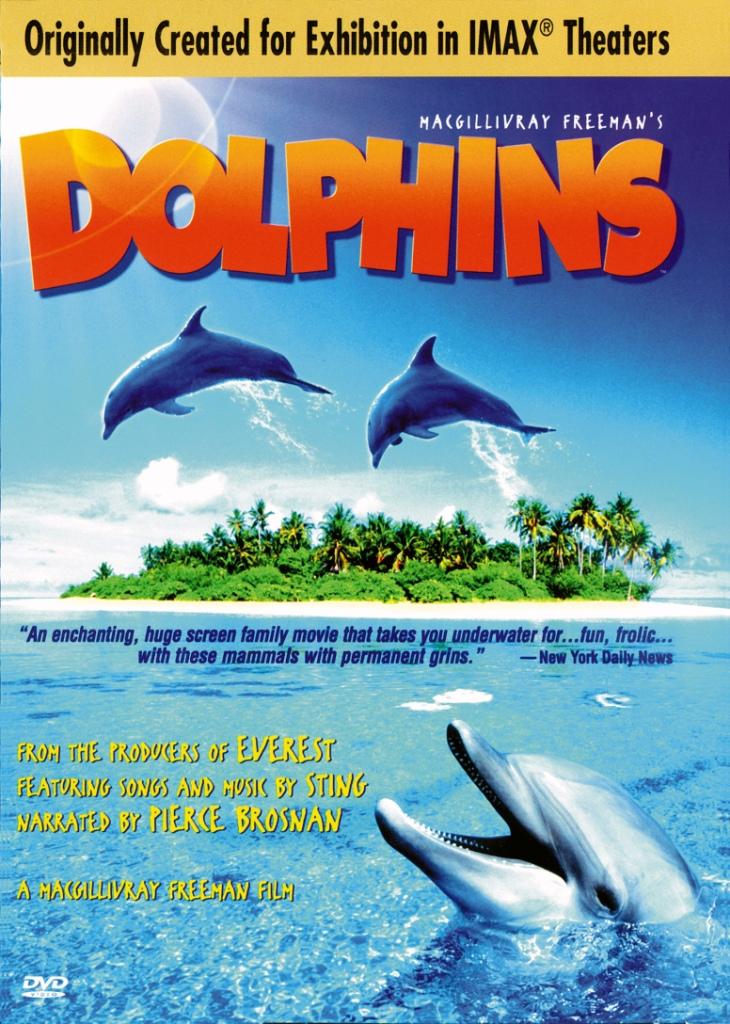 Дельфины - (IMAX - Dolphins)