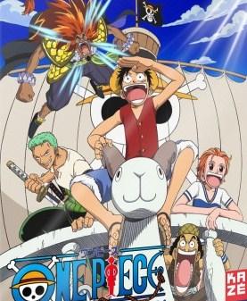 Ван-Пис: Фильм первый - (One Piece: The Great Gold Pirate)