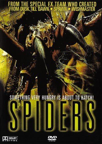 Пауки - (Spiders)