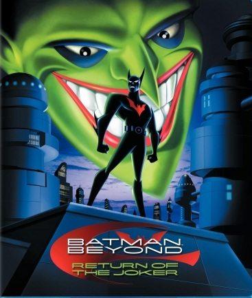 Бэтмен будущего: Возвращение Джокера - (Batman Beyond: Return of the Joker)