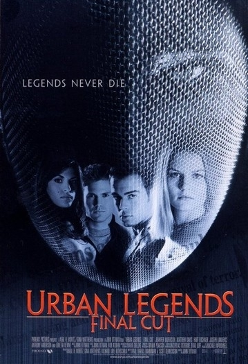 Городские легенды 2: Последний отрезок - (Urban legends 2: Final Cut)