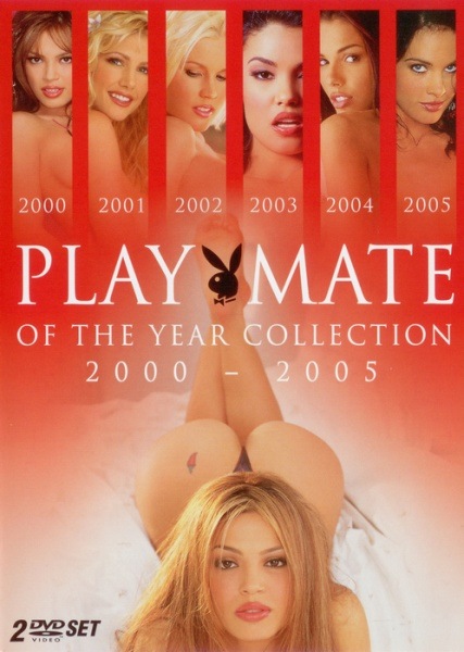 Playboy - Playmate Of The Year (2000-2002)