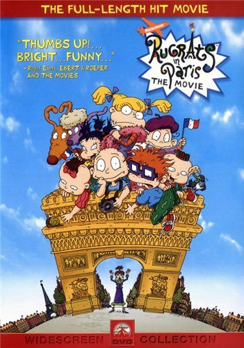 Карапузы 2: Карапузы в Париже - (Rugrats in Paris: The Movie)