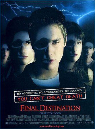 Пункт назначения 1, 2, 3 - (Final Destination 1,2,3)