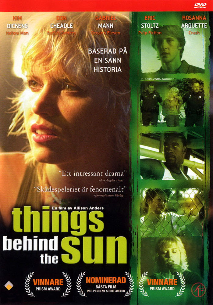 �� �� ������� C����� - (Things Behind the Sun)