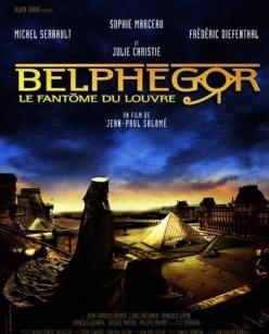 Белфегор - призрак Лувра - Belphegor - Le fantome du Louvre