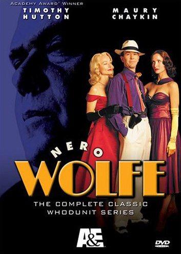Золотые пауки (Тайны Ниро Вульфа) - (A Nero Wolfe Mystery)