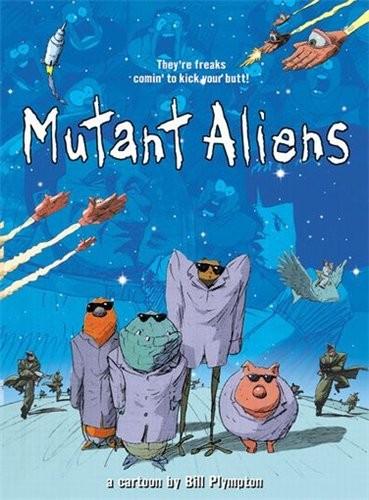 Космические мутанты - (Mutant Aliens)
