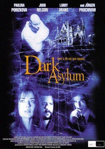 Лабиринты тьмы - (Dark Asylum)
