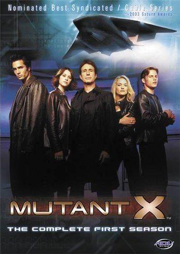 Мутанты Икс - (Mutant X)