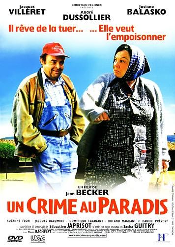 Преступление в раю - (Un crime au paradis)