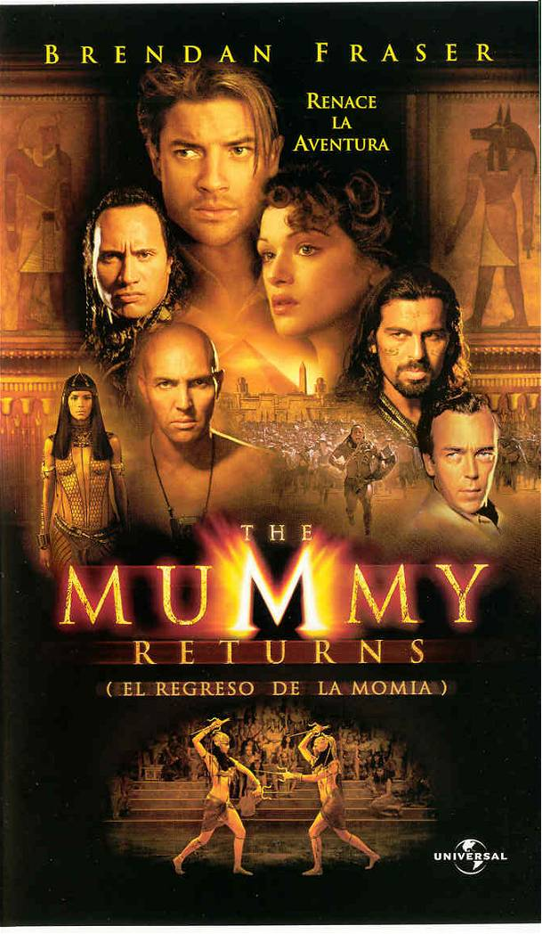 Мумия возвращается - (The Mummy Returns)