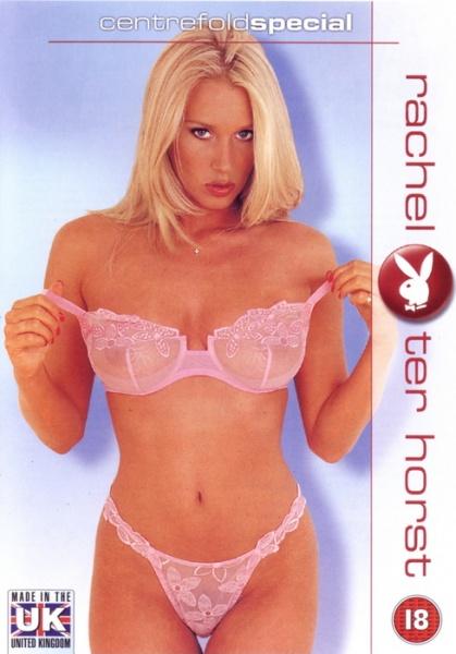 Centrefold Special - British Babe - Rachel Ter Horst