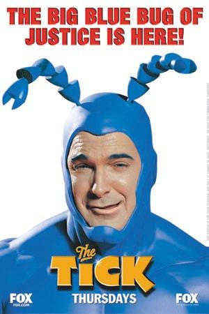 Тик-герой - (The Tick)