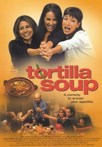 Черепаховый суп - (Tortilla Soup)