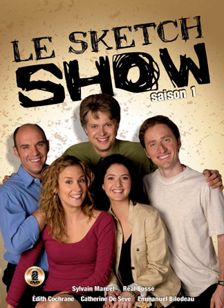 Скетч-Шоу - (The Sketch Show)