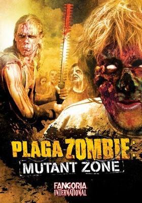 Чума зомби: Зона мутантов - (Plaga zombie: Zona mutante)