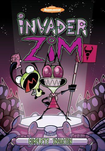 Захватчик Зим - (Invader Zim)