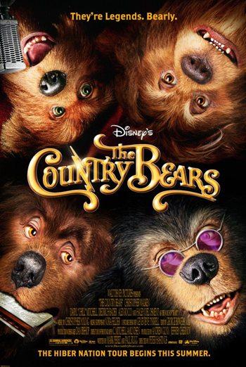 Деревенские медведи - (The Country Bears)