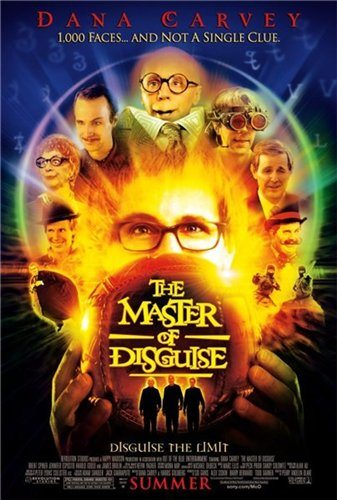 ������ �������������� - (The Master of Disguise)