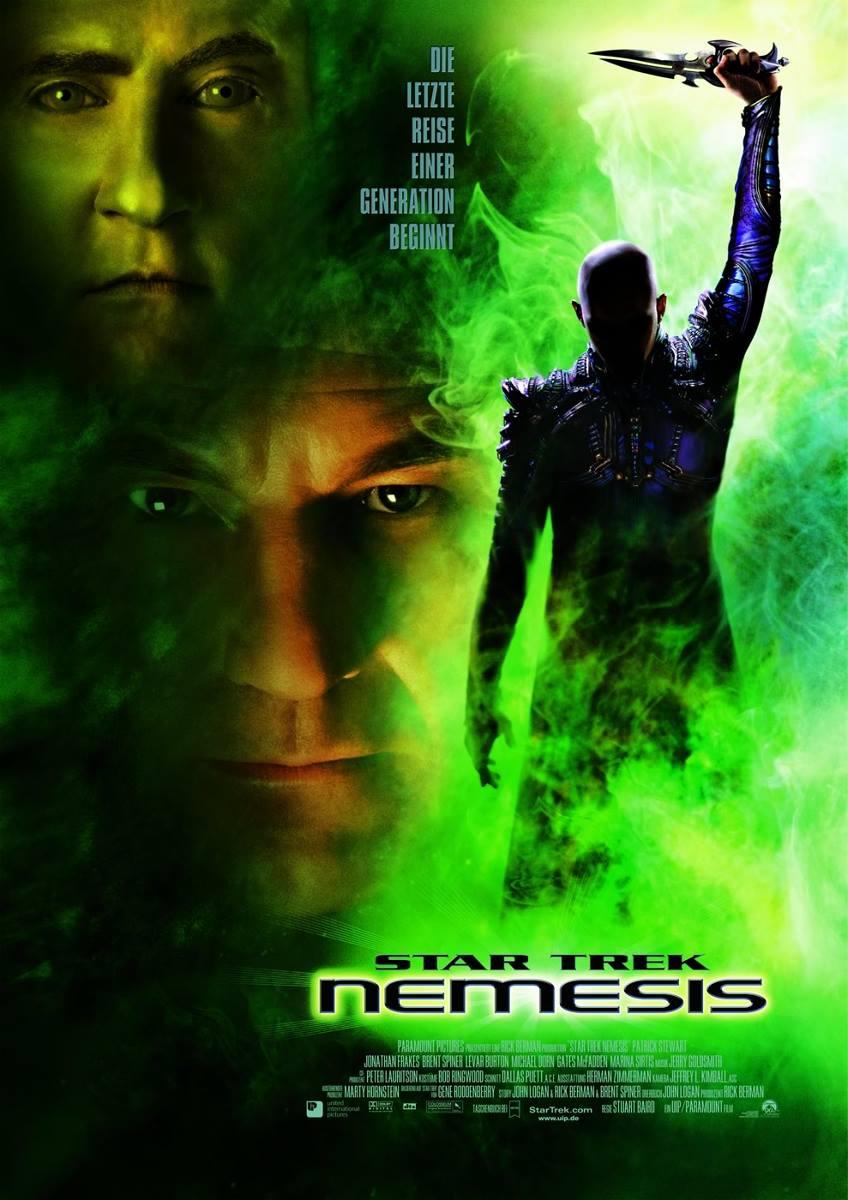 Звездный путь 10: Возмездие - (Star Trek 10: Nemesis)