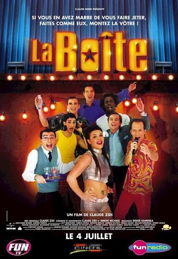 Клуб - (La Boite)