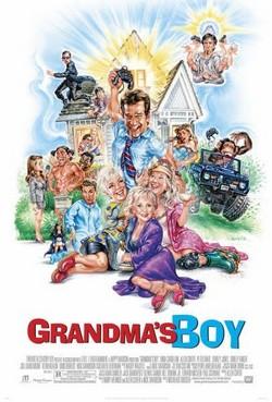 Мальчик на троих - Grandmas Boy