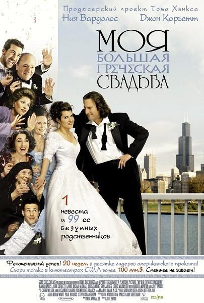 Моя большая греческая свадьба - (My Big Fat Greek Wedding)