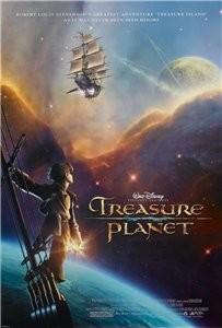 Планета сокровищ - (Treasure Planet)