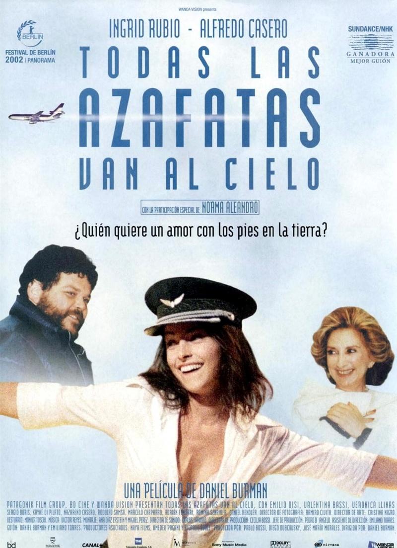 Все стюардессы попадают на небеса - (Todas las azafatas van al cielo)
