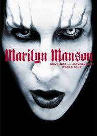 Marilyn Manson: Guns, God and Government