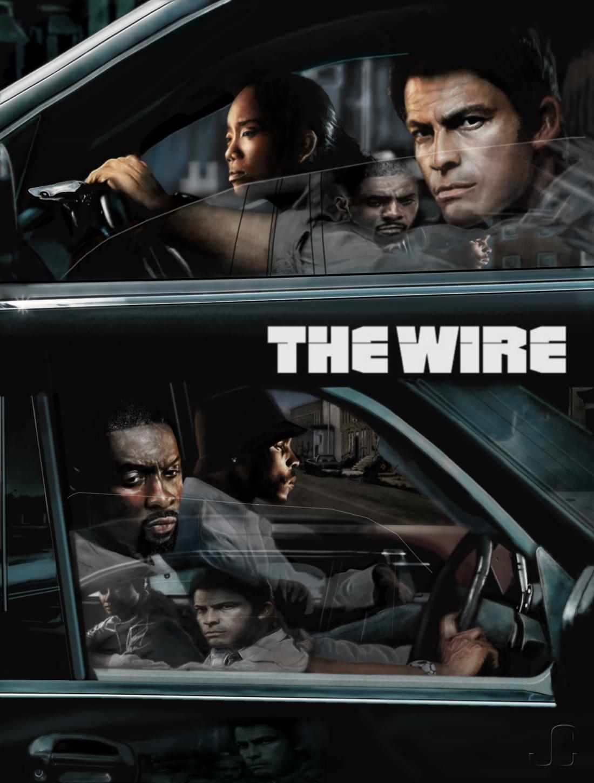 Прослушка - (The Wire)