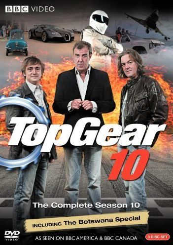 Топ Гир - (Top Gear)