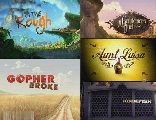 Короткометражные мультфильмы от Blur Studio