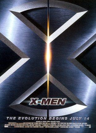 Люди на букву Ха - (X-Men)