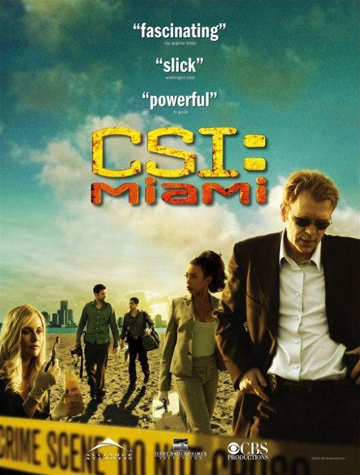 Место преступления: Майами - (CSI: Miami)