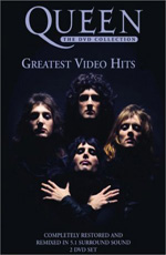 Queen - Greatest Video Hits