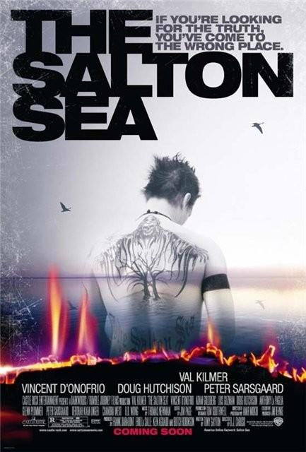 Море Солтона - (The Salton Sea)