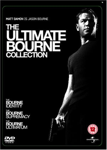 ������� ���� �������� - (The Bourne Trilogy)