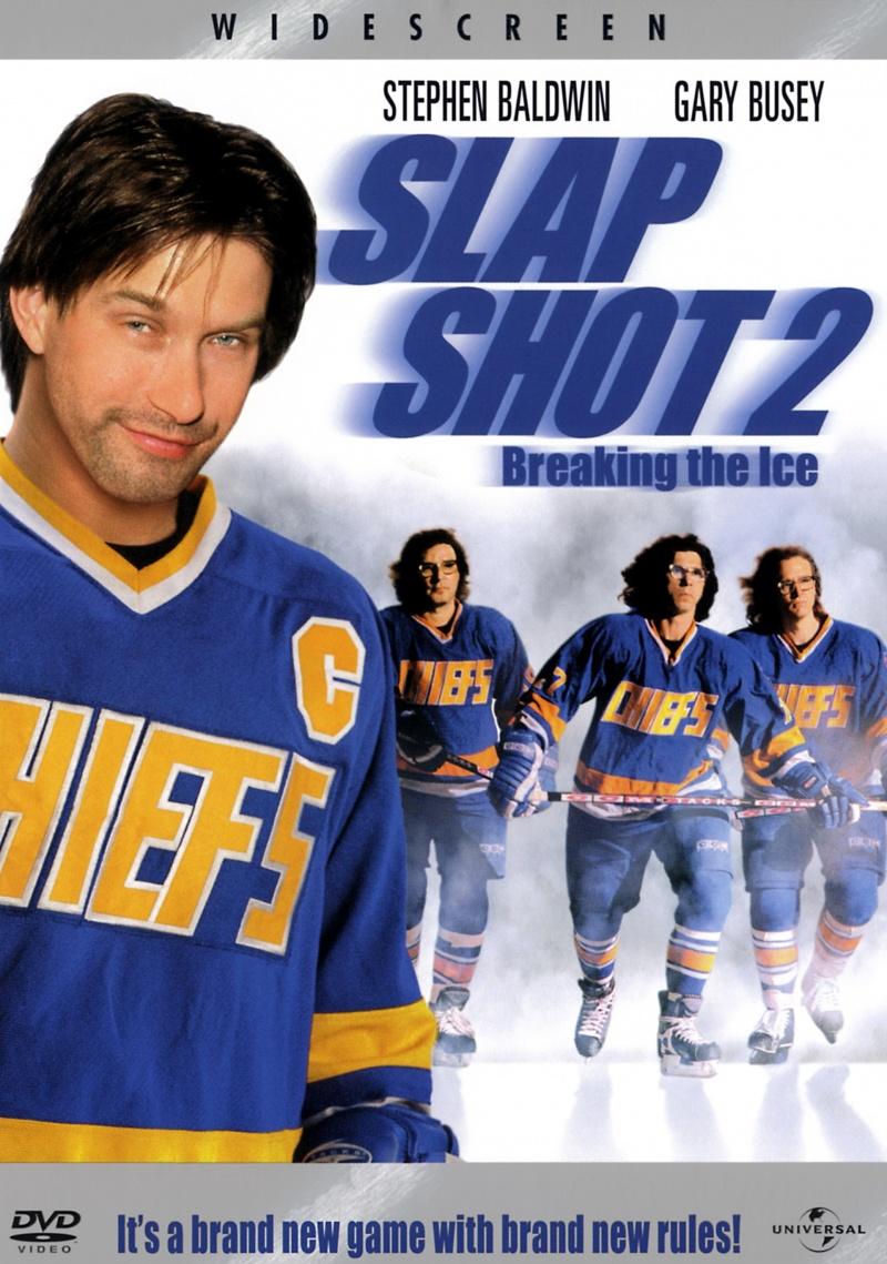 Удар по воротам 2: разбивая лед - (Slap Shot 2: Breaking the Ice)