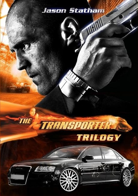 ����������: �������� - (The Transporter: Trilogy)