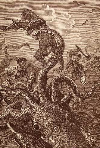 Дьяволы морских глубин - (Devils of the Deep)