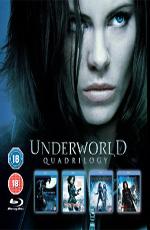 Другой Мир: Квадрология - (Underworld: Quadrilogy)