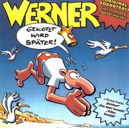 Вернер - Запаситесь тазиком при просмотре! - (Werner - Gekotzt wird spater!)
